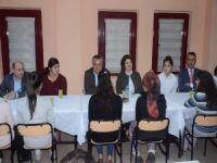 Vali Ahmet Deniz kız yurtlarında incelemede bulundu