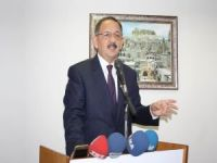 Bakan Özhaseki Taksim 360 projesini ziyaret edecek
