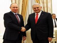 Başbakan Yıldırım Putin ile görüştü