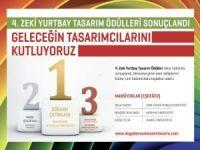 4. Zeki Yurtbay Tasarım Ödülleri Sahiplerini Buldu