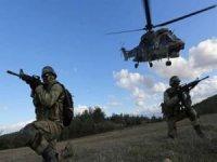 Şırnak'ta hava operasyonuyla 3 PKK'lı öldürüldü