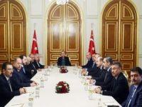 İstanbul'da güvenlik toplantısı sona erdi!