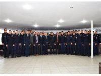 Vali Deniz'den, Çevik Kuvvet Polisine ziyaret!