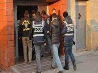Elazığ'da FETÖ operasyonu!