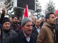 'Halep'e Yol Aç' konvoyu Bingöl'den yola çıktı