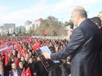 """FETÖ'nün akıbeti ne olduysa PKK'nin akıbeti o olacak"""