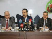 Tarım Bakanı Çelik'ten 'palm yağı' açıklaması