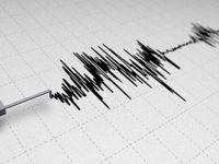 Akdeniz'de orta şiddetli deprem