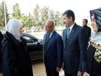 Emine Erdoğan, Şanlıurfa'da YEDAM'ın açılış törenine katıldı