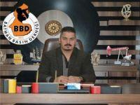 BBD Başkanı Uyanık, 21 Ekim Dünya Gazeteciler Günü'nü kutladı