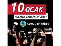 Aksoy, Gazeteciler Gününü kutladı
