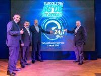 Turkcell 5G'de hız rekoru kırdı