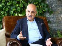 """TİM'den """"Zeytin Dalı Harekatı"""" açıklaması"""