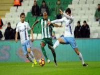 Trabzon Bursa'dan şen döndü