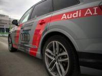 Audi'den yapay zekalı otonom sürüş