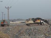 Nusaybin'de hafriyat çalışmasında ceset bulundu