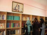 Kaymakam Safitürk'ün adı kütüphaneye verildi