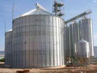 İşçi buğday silosuna düştü
