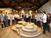 İslam bilim tarih müzesi öğrencilere ilham kaynağı