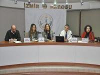 İzmir Barosu'ndan çocuk istismarı paneli