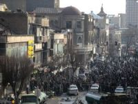 İran'da bina faciası