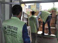 Umut Der, 8 bin 765 aileye yardım ulaştırdı