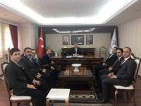TÜMSİAD'tan Vali Ahmet Deniz'e ziyaret