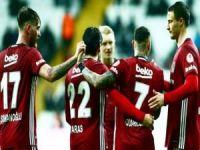 Beşiktaş kupada zorlanmadı