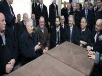 Başbakan Yıldırım, Emek'te halkla birlikte