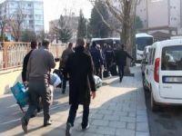 38 emniyet mensubu tutuklandı