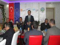 Bingöl'de Kayıt Dışı İstihdam Kurulu toplantısı
