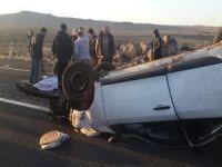 Şanlıurfa'da ölümlü trafik kazası