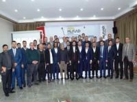 Vali Deniz Genç MÜSİAD'ın Genel Kuruluna katıldı