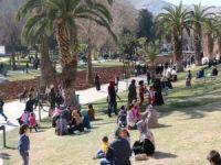 Şanlıurfa'da bahar havası