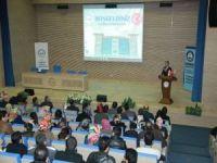 Öğrencilere umre semineri