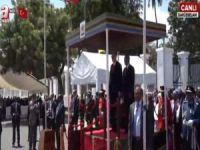 Cumhurbaşkanı Erdoğan'ın Tanzanya ziyareti başladı