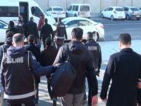 Mardin'de FETÖ'den 15 tutuklama