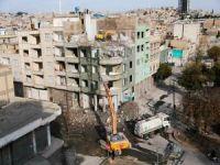 Gaziantep'te kentsel dönüşüm çalışmaları