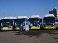 Diyarbakır Belediyesine araç filosuna 10 yeni otobüs