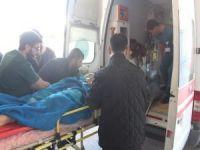 İnşaattan düşerek ağır yaralandı