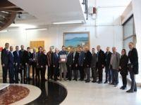 İtalyanlara İzmir Marble Fuarı daveti