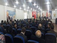 AK Parti Batman teşkilatı referanduma hazırlanıyor