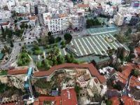 Antalya Cumhuriyet Meydanı yenileniyor