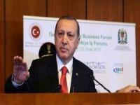 Erdoğan'dan Mozambik'e FETÖ Uyarısı