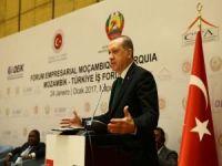 Erdoğan:Afrika'yı kimlerin sömürdüğünü gayet iyi biliriz