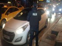 Elâzığ'daki asayiş uygulamasında 82 kişi yakalandı