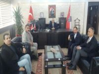 TÜMSİAD'tan Emniyet Müdürü Akkaplan'a ziyaret