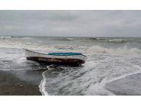 Facia! Göçmen teknesi battı