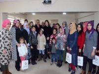 Vali Ahmet Deniz, Eşi ile birlikte ÇATOM'ları ziyaret etti