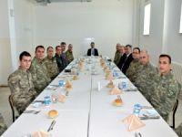Lice'de güvenlik toplantısı